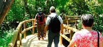 Turismo en espacios protegidos