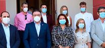 La Junta saca a licitación por 1,9M euros los puntos limpios de Tomares, Mairena del Alcor y Berja