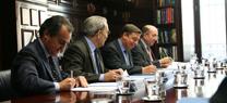 La Junta y la Fundación 'La Caixa' firman un acuerdo para la mejora y conservación de los espacios naturales