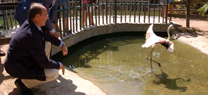 Visita al Zoo de Córdoba