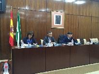 José Fiscal en Parlamento de Andalucía