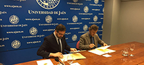 La Universidad de Jaén se suma a la Red Ecocampus de la Consejería de Medio Ambiente para desarrollar programas ambientales