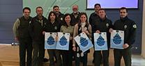 Agentes de Medio Ambiente censan 3.034 aves acuáticas invernantes en 33 zonas húmedas de Granada