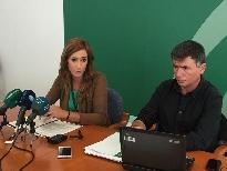 Rocío Jiménez informa sobre los resultados de la reproducción de águila pescadora en 2016