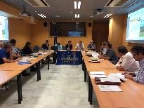 La Comisión de Seguimiento del Proyecto europeo Life para la recuperación y conservación del lobo ibérico en Andalucía se ha constituido hoy en Sevilla