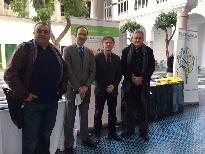 Fiscal inaugura el VII encuentro técnico 'Educación ambiental, sostenibilidad y reciclaje en las universidades andaluzas'