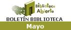 Boletín de novedades de la Biblioteca. Diciembre 2014