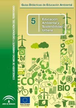 """Portada de la """"Guía Didáctica de Educación Ambiental y Sostenibilidad Urbana"""""""