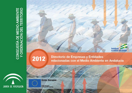 Directorio de empresas y entidades relacionadas con el medio ambiente en Andalucía 2012