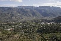 Cabecera del valle de Andarax Beires Almería