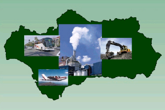 Inventario de emisiones a la atmósfera en la Comunidad Autónoma de Andalucía. Año 2010 - 2011