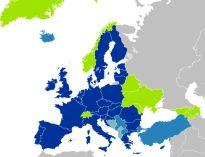 La Unión Europea y paises del entorno con programas europeos