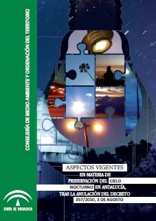 Normativa vigente en materia de contaminación lumínica