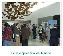 Feria empresarial de Almería