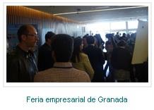 Feria empresarial de Granada