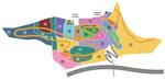 Mapa Jardín Botánico Detunda-Cuevas de Nerja