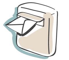 imagen ilustrativa buzón