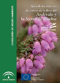Portada flora de interés Andévalo y Sierra de Huelva