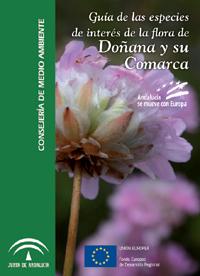 Portada libro flora de interés de Doñana y su Comarca