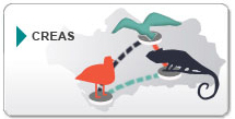 Centros de Recuperación de Especies Amenazadas (CREAS)