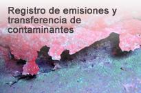 Registro de emisiones y transferencia de contaminantes