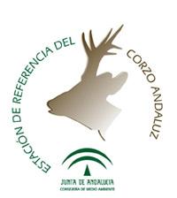 Logotipo de la estación de referencia del Corzo Andaluz