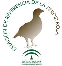 Logotipo de la estación de referencia de la Perdiz Roja
