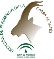 Logotipo de la estación de referencia de la Cabra Montés