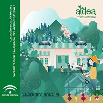 Portada Catálogo Aldea