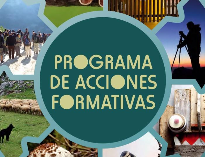 Plan Andaluz de Formación Ambiental, programas de acciones formativas. Primavera 2019