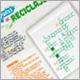 Crucigrama del reciclaje