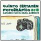 Quinto certamen fotográfico Mayores por el Medio Ambiente, 2018