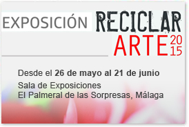 Exposición Reciclar Arte