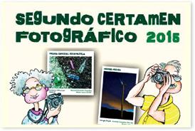 Segundo Certamen Fotográfico Mayores por el Medio Ambiente, 2015