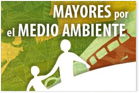Banner IV Encuentro Andaluz de Mayores por el Medio Ambiente