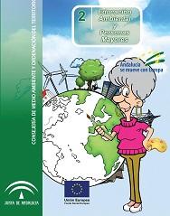 """Portada de """"Guía de Educación Ambiental y Personas Mayores"""""""