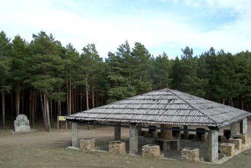 Área recreativa Collado del Espino
