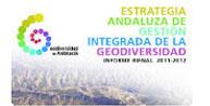Informe Bienal 2011-2012 de la Estrategia Andaluza de Gestión Integrada de la Geodiversidad