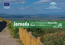 Presentación de la Jornada sobre el Programa de Desarrollo Rural de Andalucía 2007-2013 (febrero 2014).