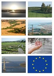 composición de imágenes alusivas a proyectos europeos
