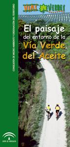 Portada Guía paisajística de la Vía Verde del Aceite