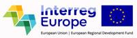 Logotipo del proyecto Interreg Europe