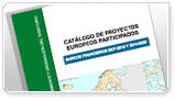 Catalogo proyectos europeos