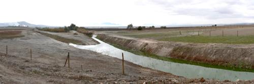 Desembocadura de arroyos