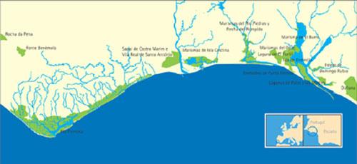 Mapa AVA