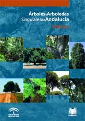 Portada de la publicación: Árboles y arboledas singulares de Andalucía. Sevilla