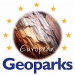 Logo Red Europea de Geoparques