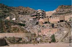 Complejo arqueo - industrial de las minas de oro de Rodalquilar