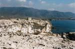 Duna oolítica fósil de los Escullos
