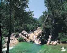 Sinclinal del arroyo de la Truchas